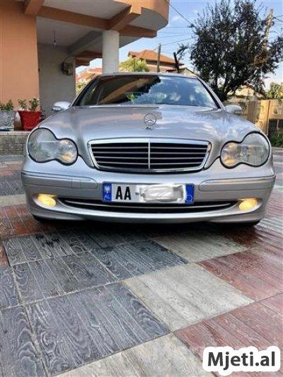 Mercedes Benz C class 220 cdi -01