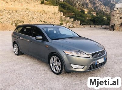 Ford Mondeo SW 2.0 TDCI 2007