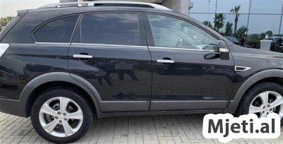Chevrolet Captiva 2.2 Diesel 4x4 2012 6+1 vende.