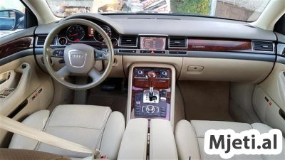 Audi A8L Sapo Targuar?Full Extra Optione?