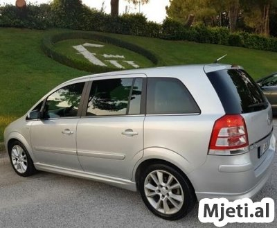 Vjen se shpejti Opel Zafira 2008,1.7 naft, 7 vende