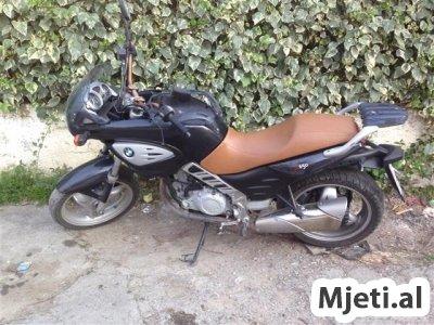 MOTORR BMW 650 VITI 2004 NDERROET ME MAKIN