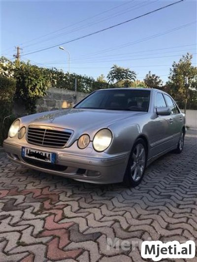 Mercedez-Benz E 270 cdi okazionn