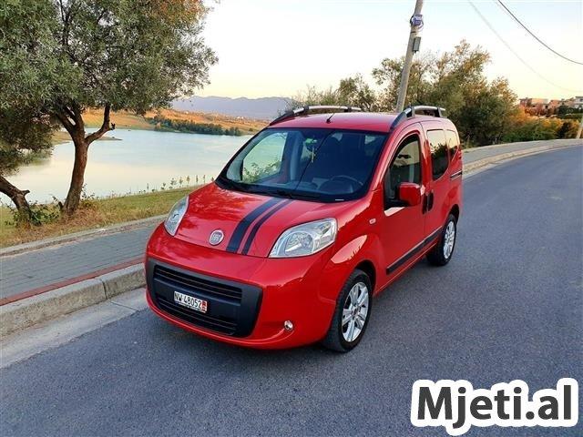 Fiat qubo 1.3 NAFT 2010 Zvicra full options