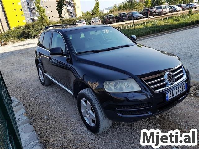 Volkswagen TOUAREG 2006 MANUAL 180,000