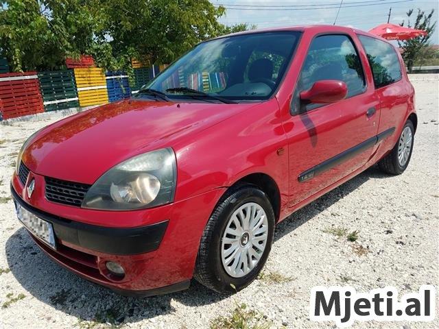 Clio Benzin/gaz Okazion!!!