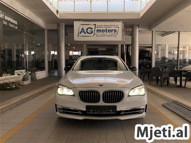 BMW 750iL 2013 Full LED/Option