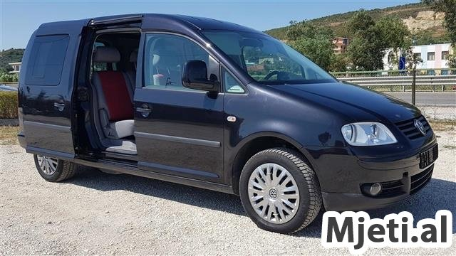Volkswagen Caddy Automatik 1.9 Diesel i gjatë