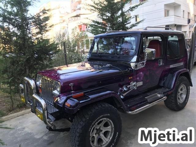 Jeep wrangler 2.4 naft manuale sport 89