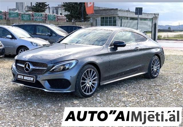 """MERCEDES-BENZ C CLASS 2016.""""AMG LINE""""FULL OPSION"""""""